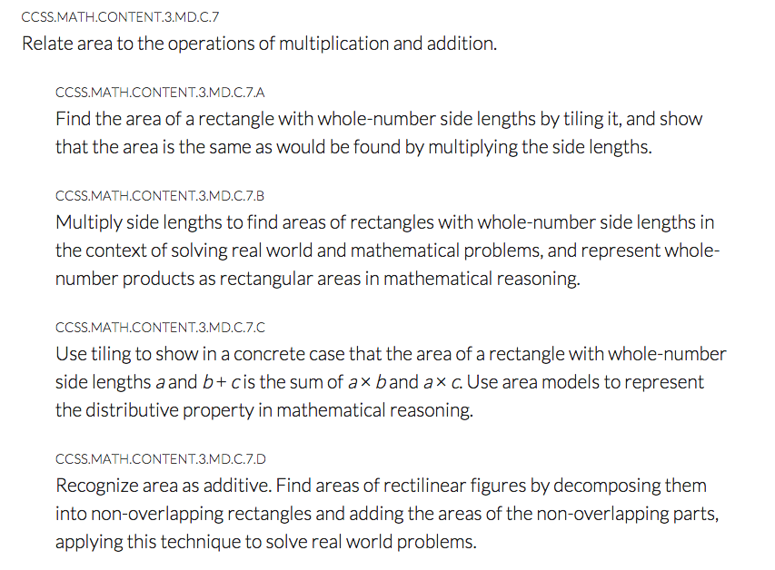Understanding Common Core Math Models Math Hacks Medium
