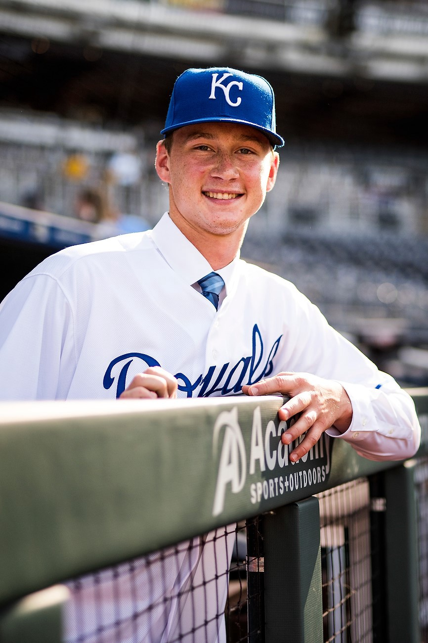Royals Sign First-Round Pick B...