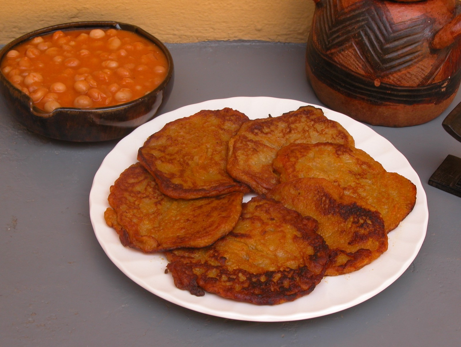 How i fell in love with ghanaian food and how to make it yourself ghana is west africas largest producer of plantains and 3rd in africa these giant bananas are beloved in many forms this recipe for tatale forumfinder Gallery