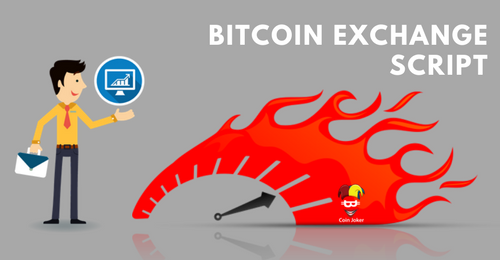 Bitcoin Exchange Script — To Create a bitcoin exchange business for smart entrepreneurs !