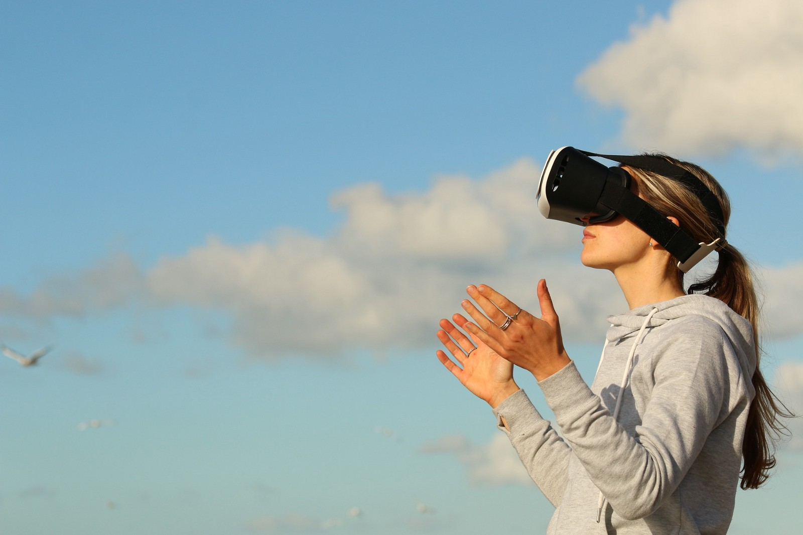 How Virtual Reality Could Relieve Your Anxiety