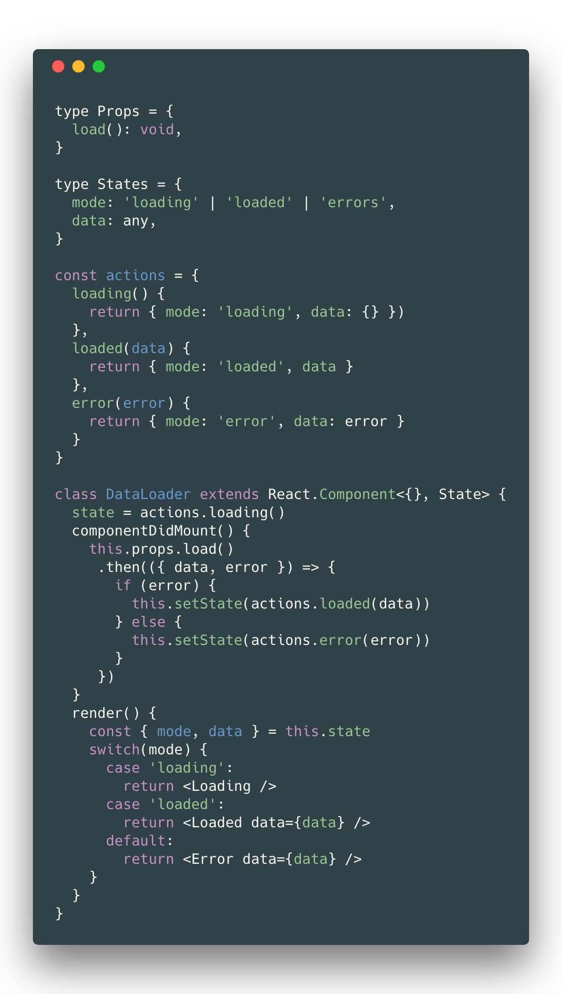 How To Visually Design State In Javascript Freecodecamporg Examples Of Transition Diagrams Separating And Data Can Lead Less Confusion Allows Us Construct Applications Based On Finite Machines