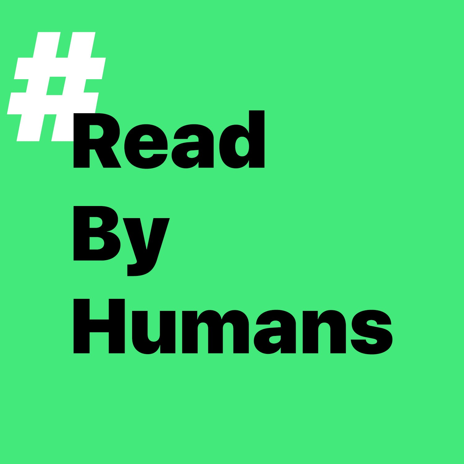 readbyhumans logo