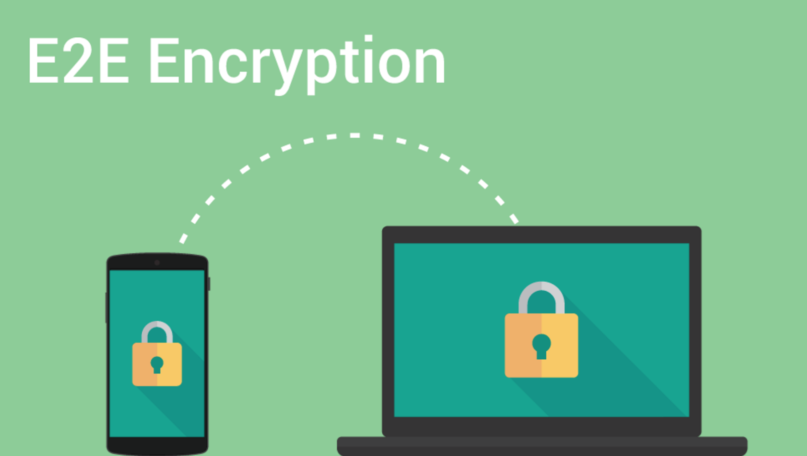 Image result for end to end encryption
