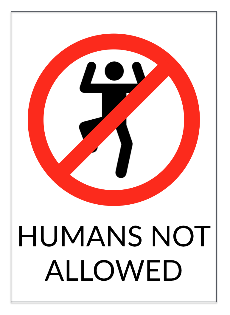 Humans Not Allowed – Li Jiang – Medium