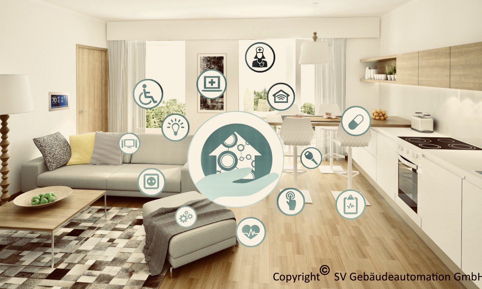Innovation —smartes Zuhause – ROOMHERO