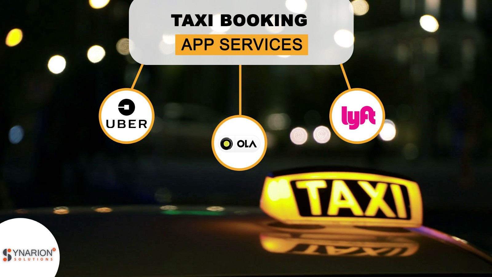 Taxi Booking App Services: One Of The Most Growing Business