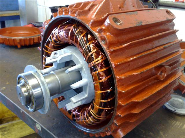 Electrical Motor Rewinding Rajamane Hegde Medium