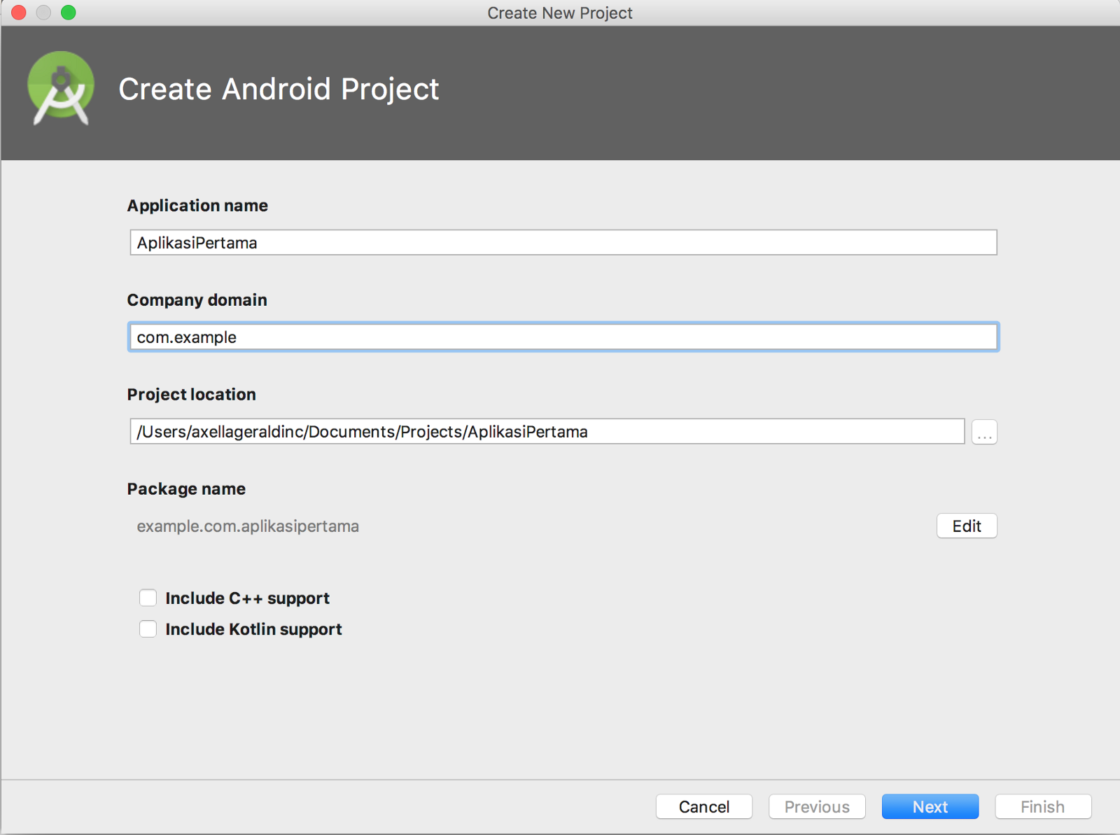 Tutorial Membuat Aplikasi Android Sederhana Di Android Studio