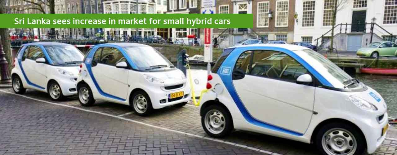 Sri Lanka Has Reportedly Recorded An Increase In The Purchase Of Small Hybrid Cars A Recent Report By Brokerage States That Registrations Vehicles