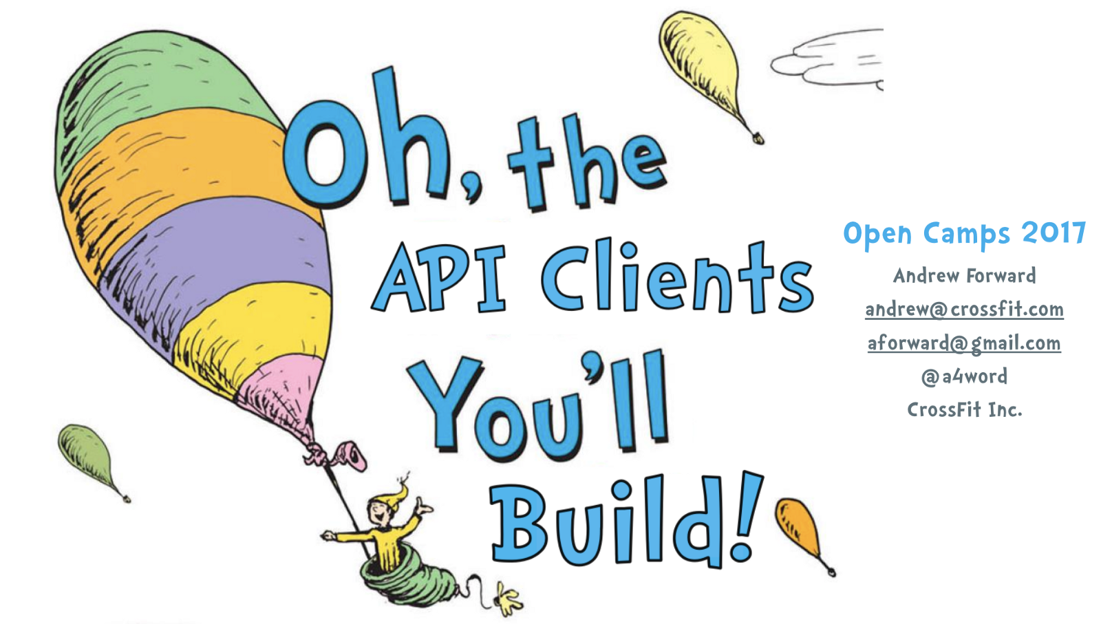 how to build api in php