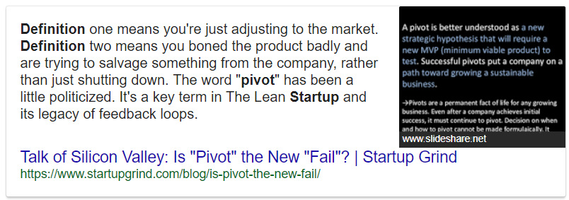 Scam or pivot? A thin line between bad and good for a startup