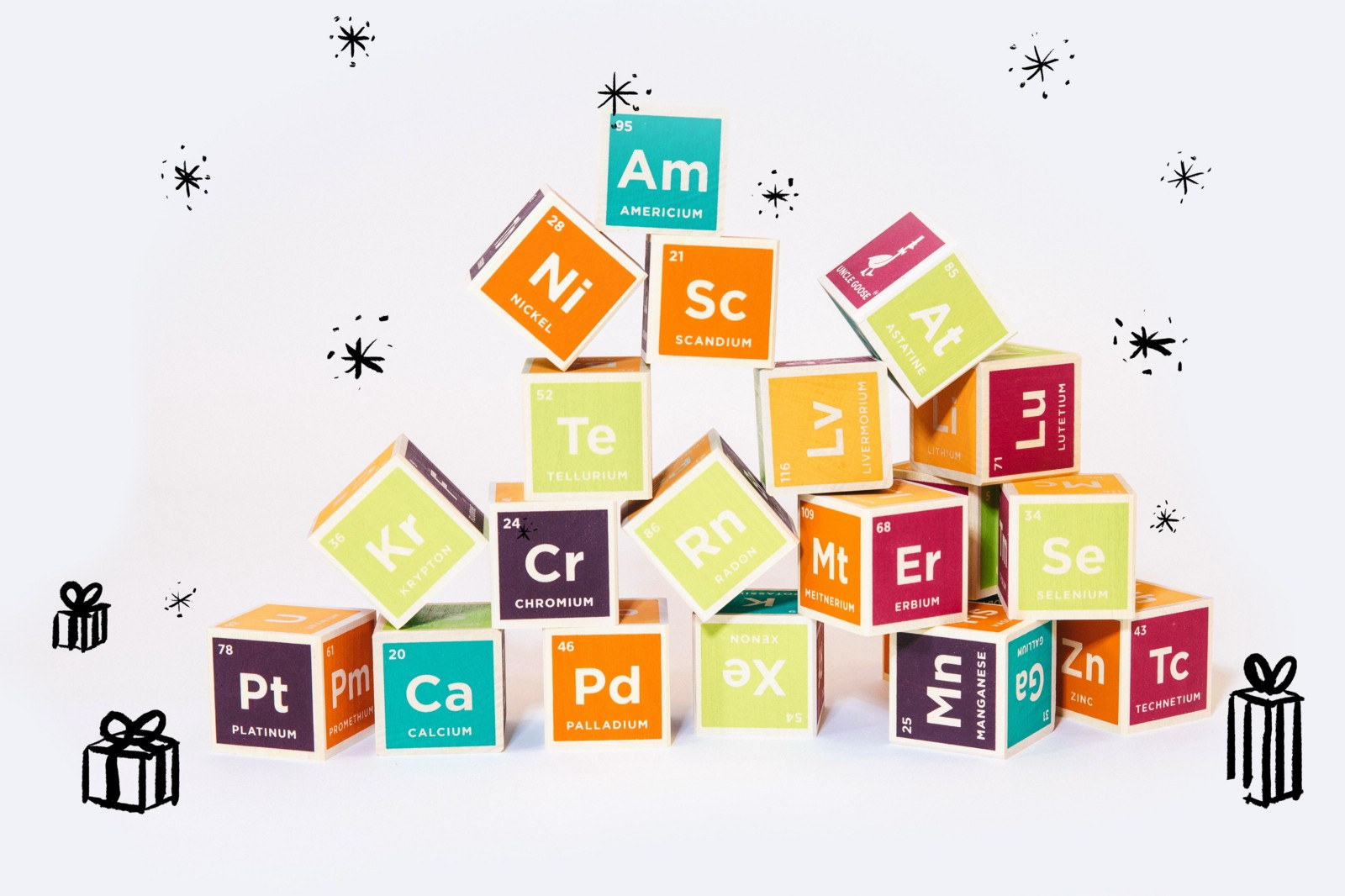Periodic table building blocks image collections periodic table periodic table building blocks gallery periodic table images the 10 best science gifts for kids endpoints gamestrikefo Image collections