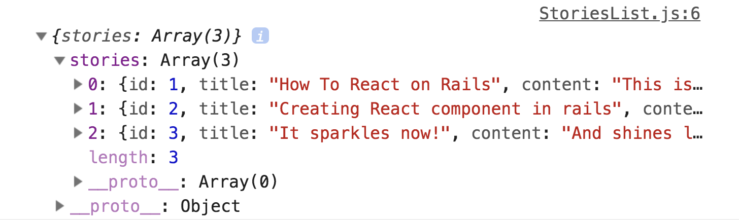 How to React on Rails