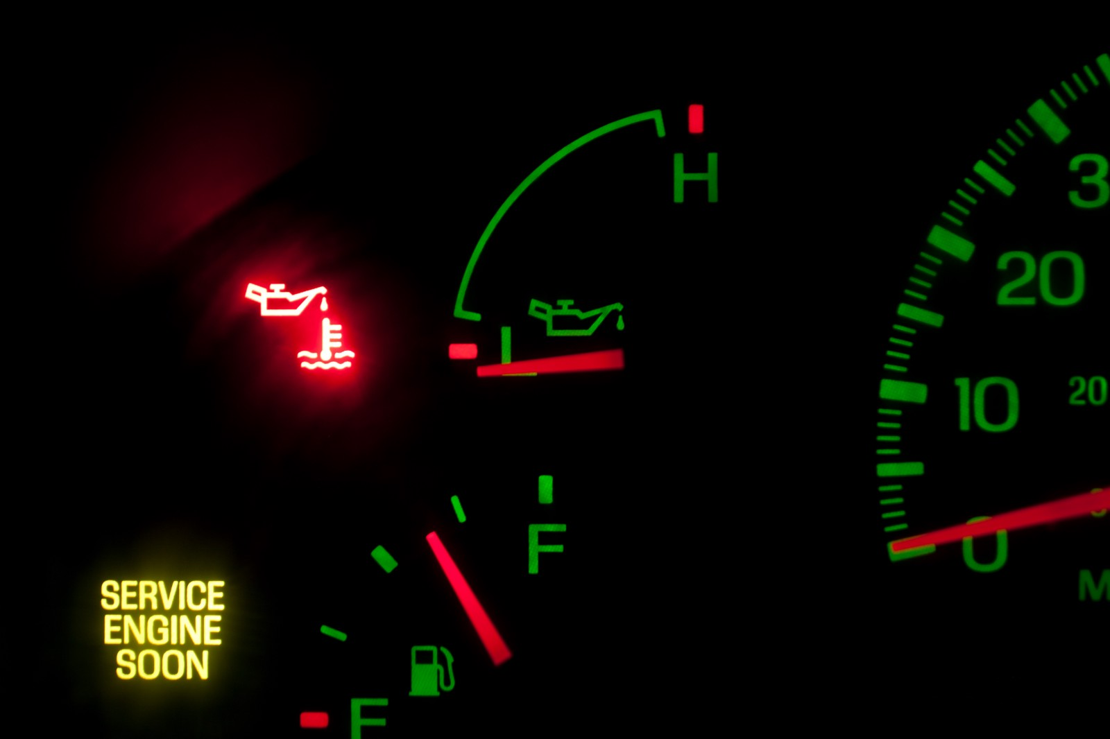What Does The Oil Pressure Warning Light Mean Riverside