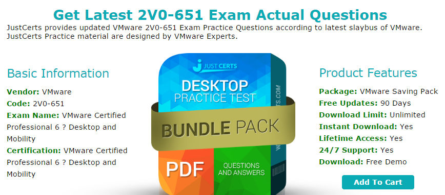 Up To Date Vmware 2v0 651 Exam Questions For Guaranteed Success