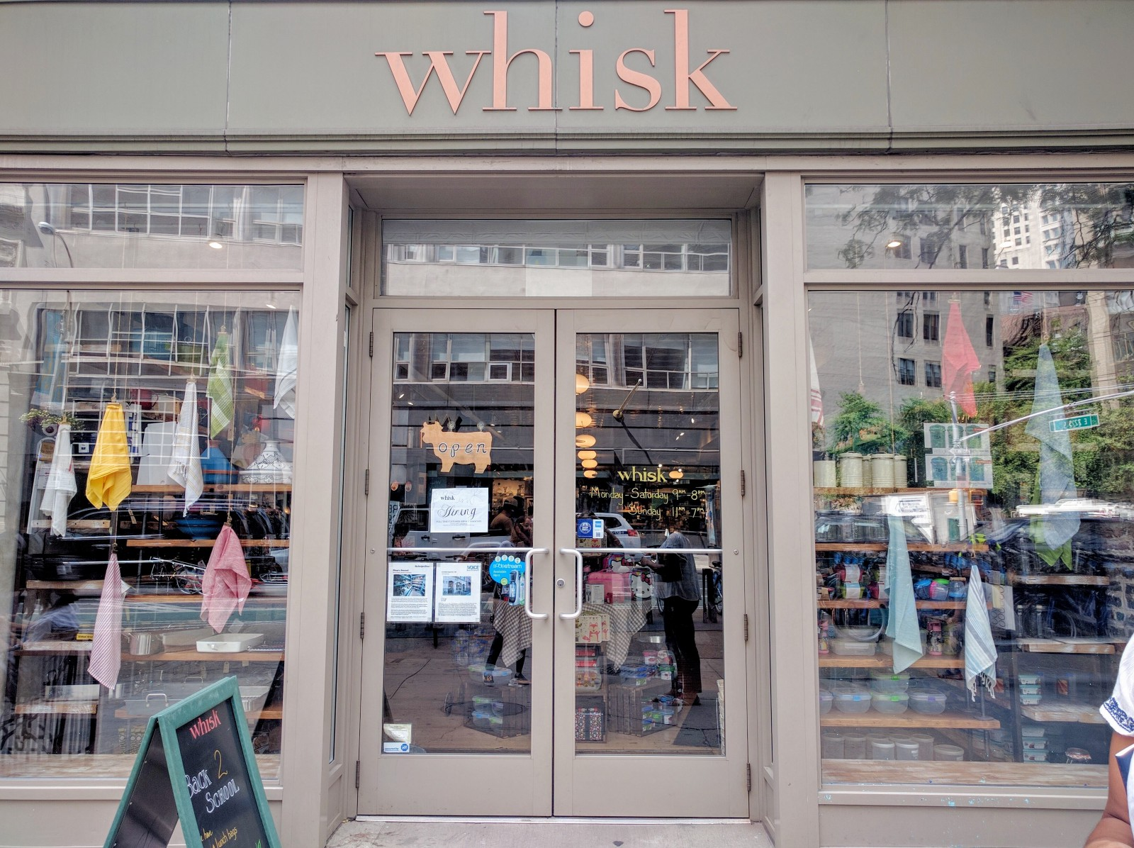 Whisk NYC