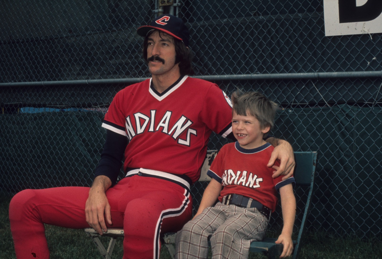 297a1a21c24 In the running for the worst  1970s Indians all-red uniforms.
