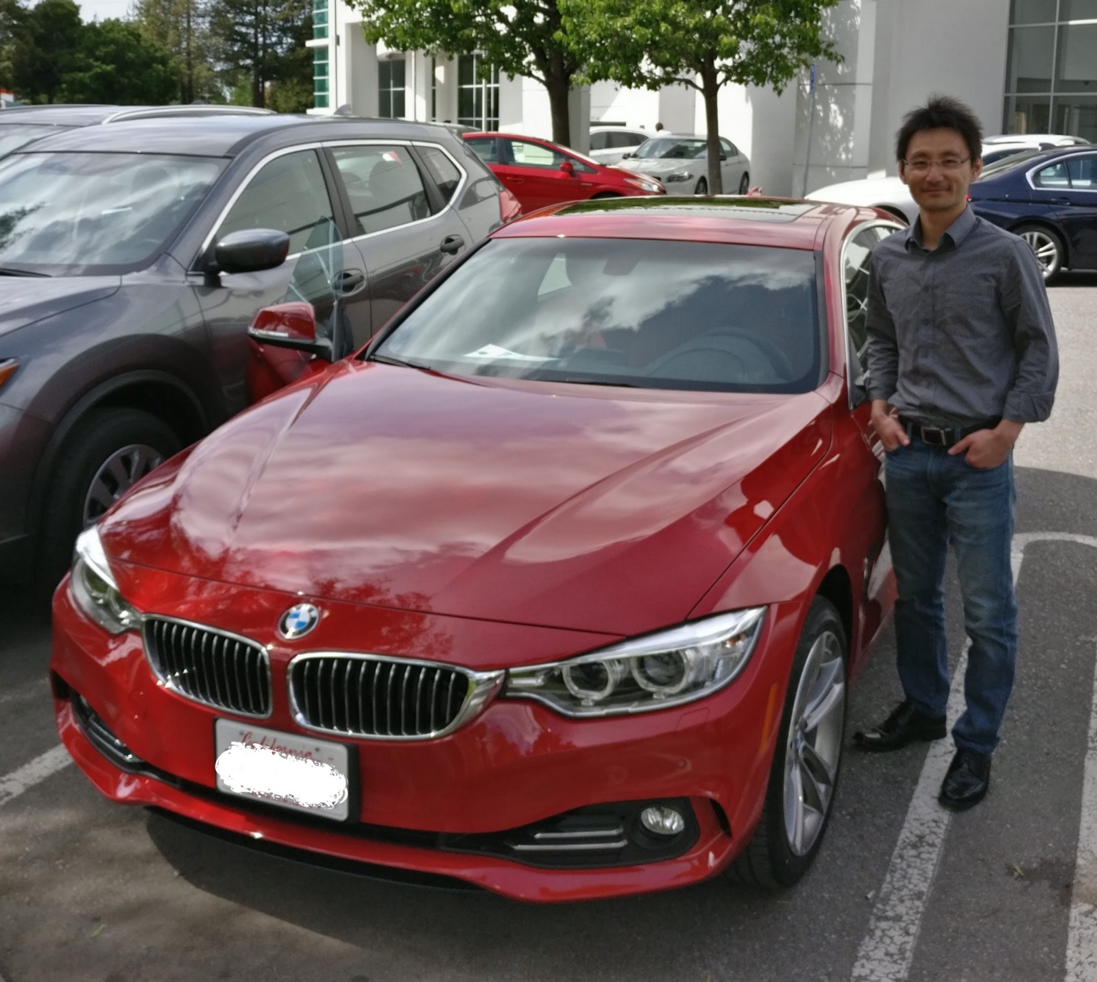One Of The Perks For Working At BMW, The U201cemployee Car Programu201d