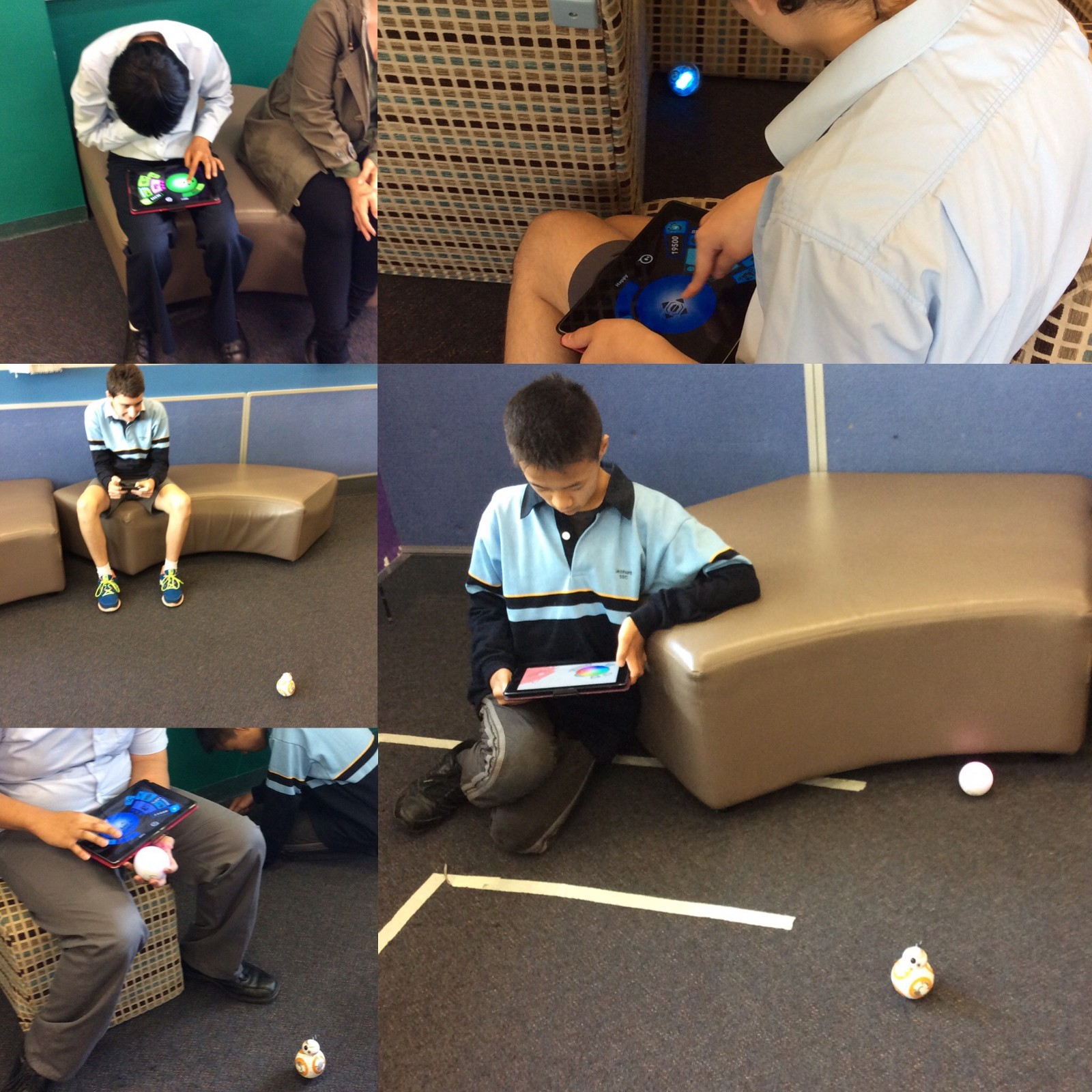Sphero and my Special Education kids