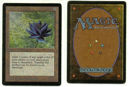 The Phases Love Loss And Magic The Gathering Electric Literature