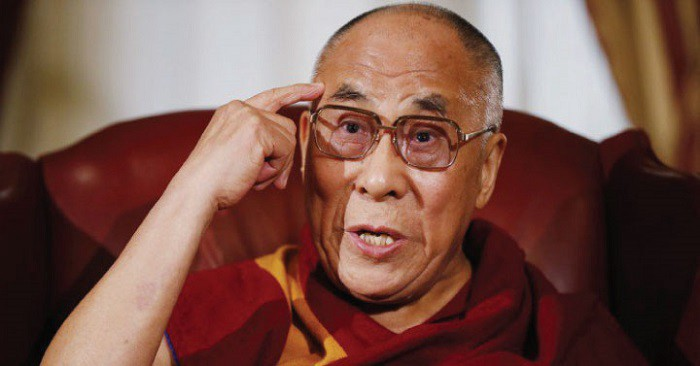 The Dalai Lama Continues To Offend The Massive Brainwashing Of The Society