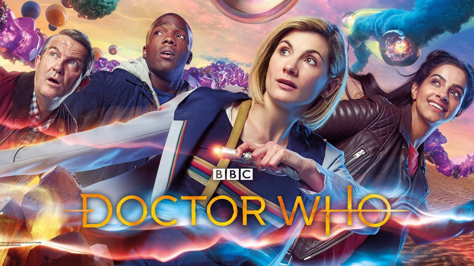 Its About Time A Doctor Who The Woman Who Fell To Earth Review