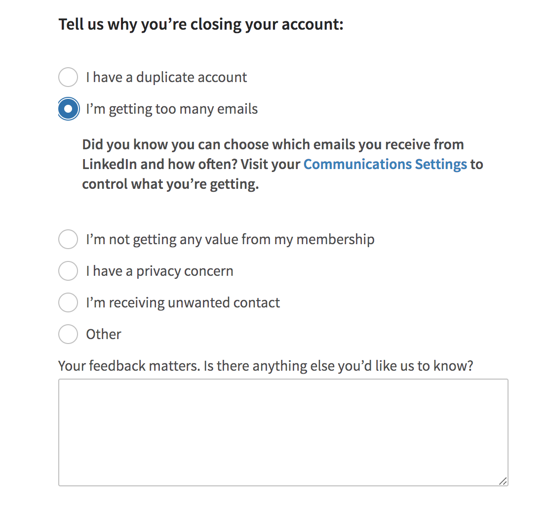 Offboarding The Way To Say Goodbye To Your Users Ux Planet