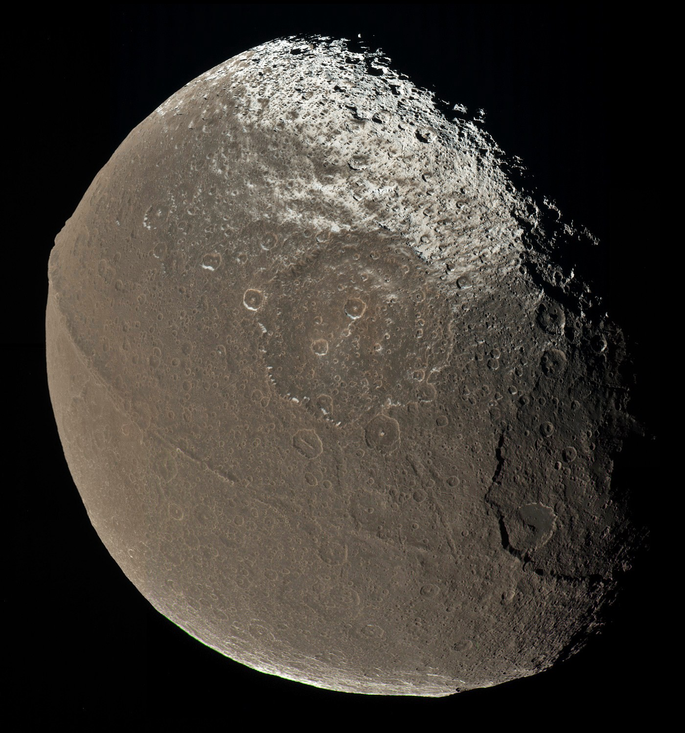 The Strangest Moon In The Solar System Starts With A