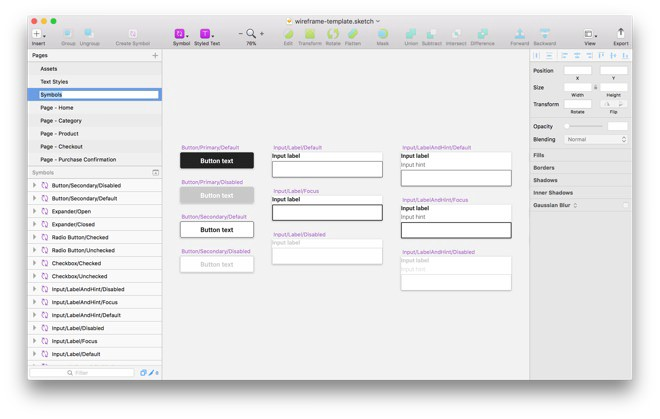 How To Make Great Wireframes In Sketch Design Sketch Medium