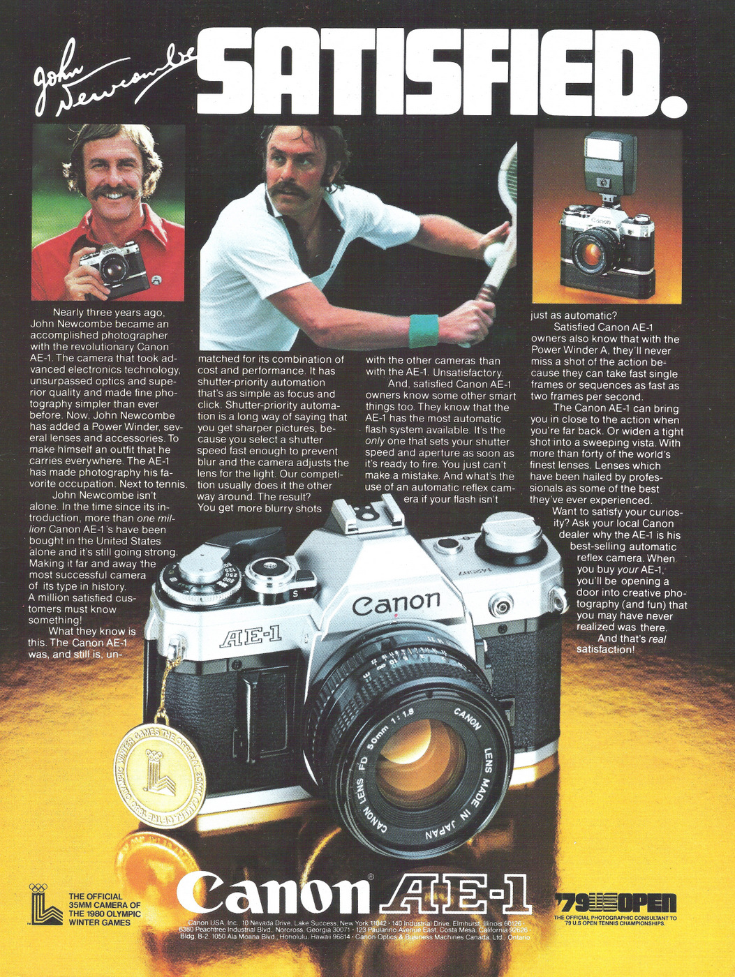 Nikon versus Canon: A Story Of Technology Change