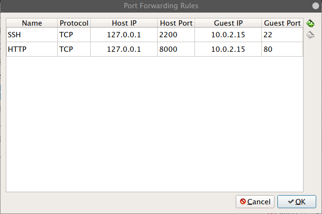 Vmware Player Port Forwarding