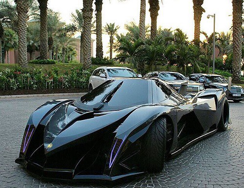 the 5 000 hp devel sixteen hypercar production will start in dubai soon