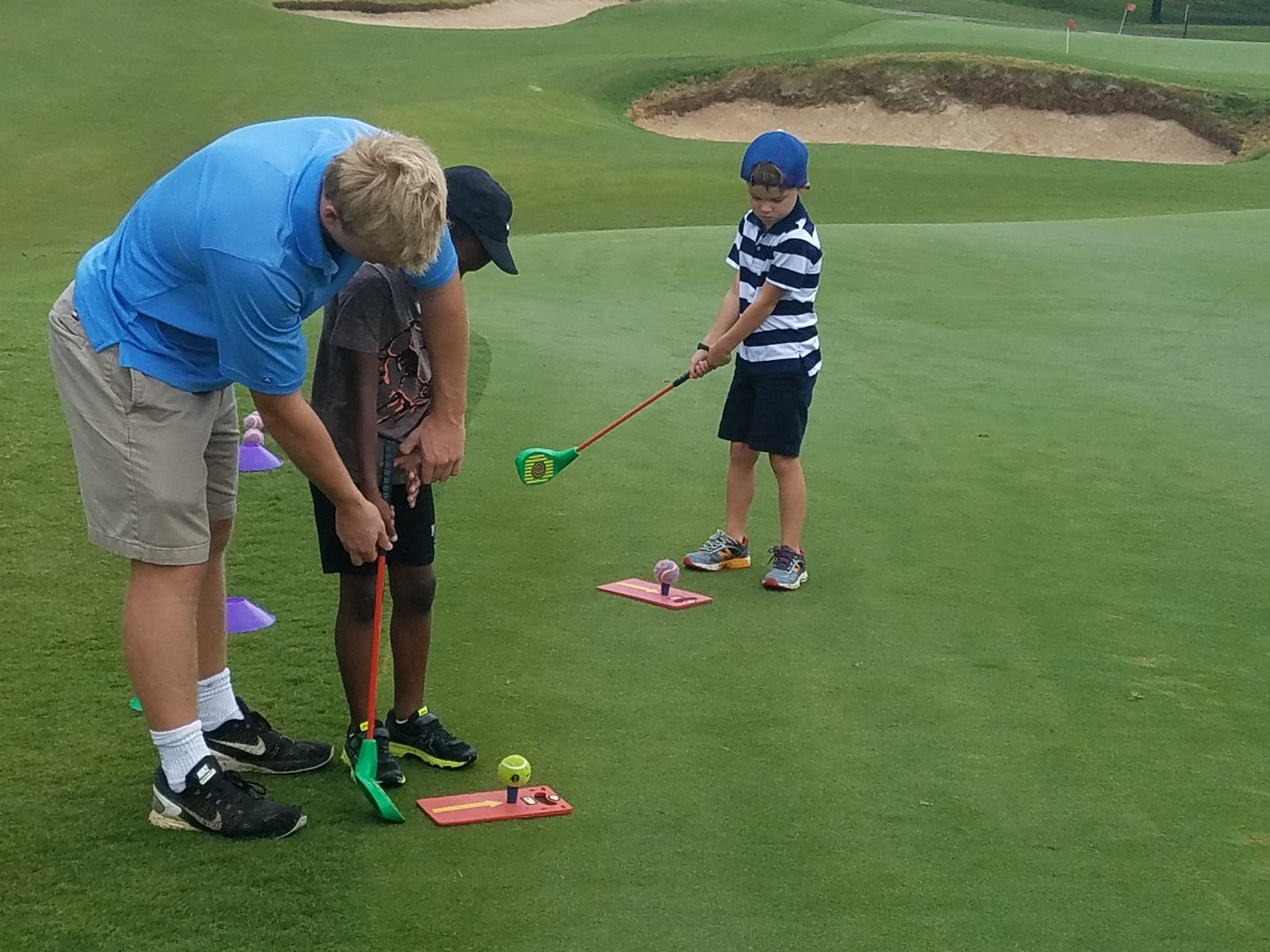 Golf Lessons For A Lifetime Crown Jewel Medium