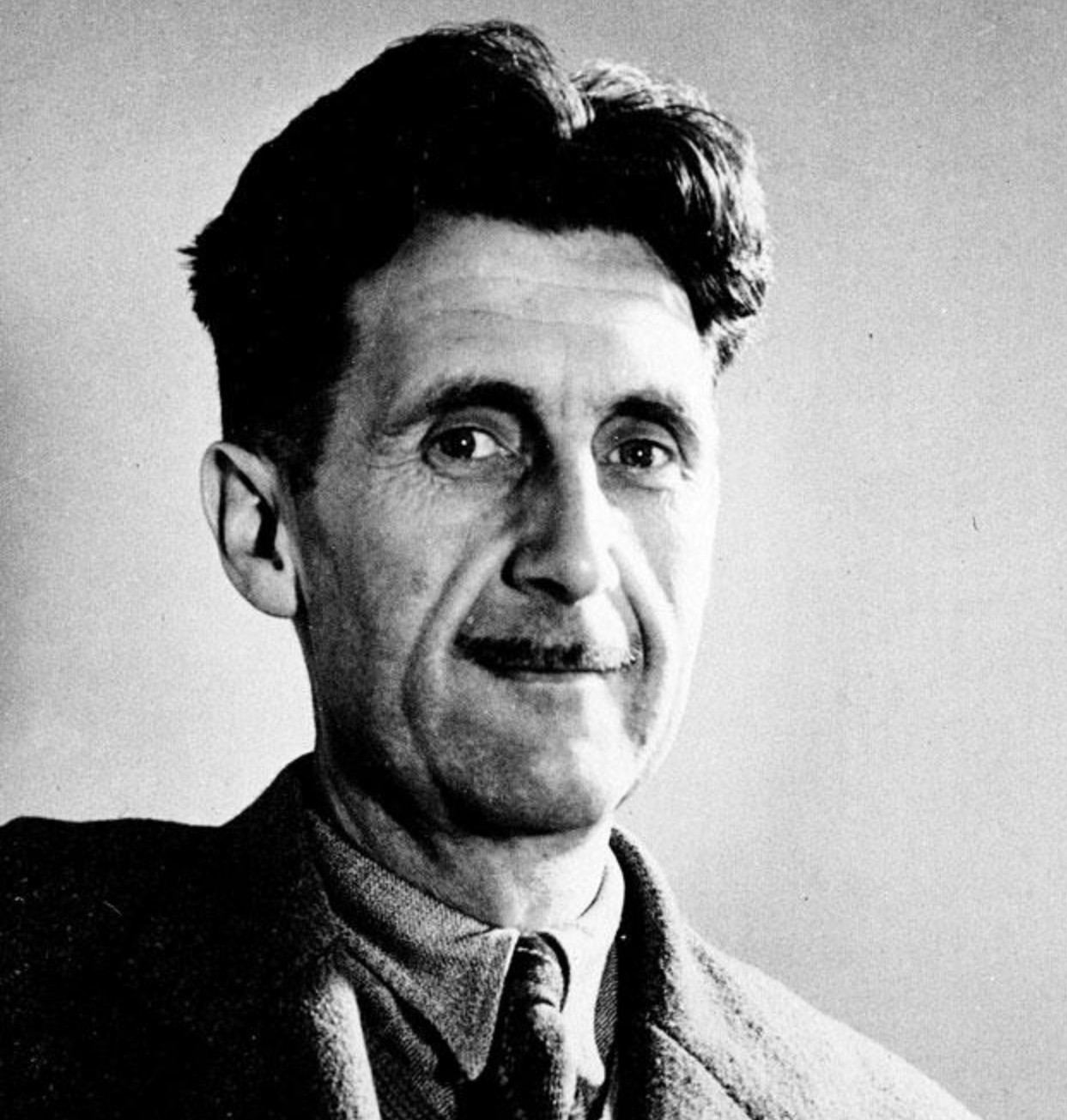 the language of the totalitarian society as portrayed in the novel 1984 1984 george orwell against the dangers of a totalitarian society in in which the writer aims to portray the perfect human society, a novel of negative utopia.