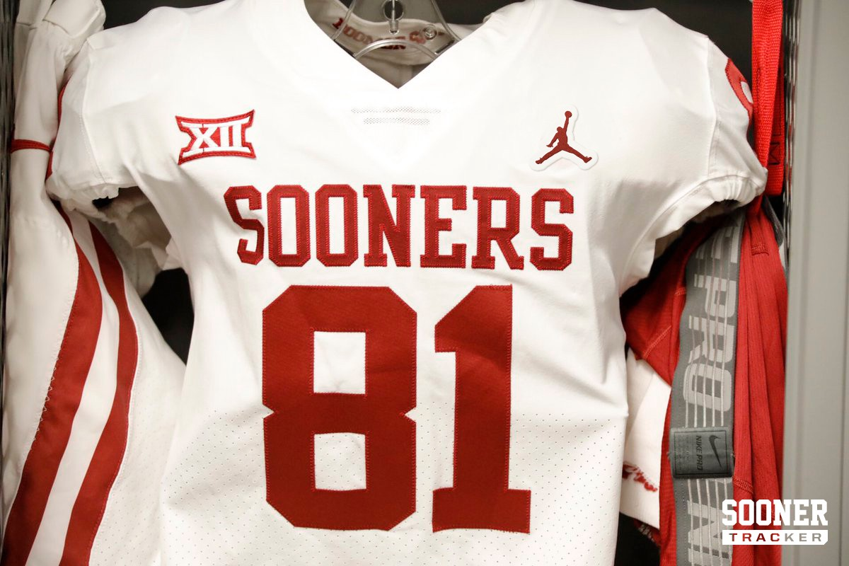 aa1b4756b458ab Mockup of what the Sooners current road jersey would look like with Jordan  branding