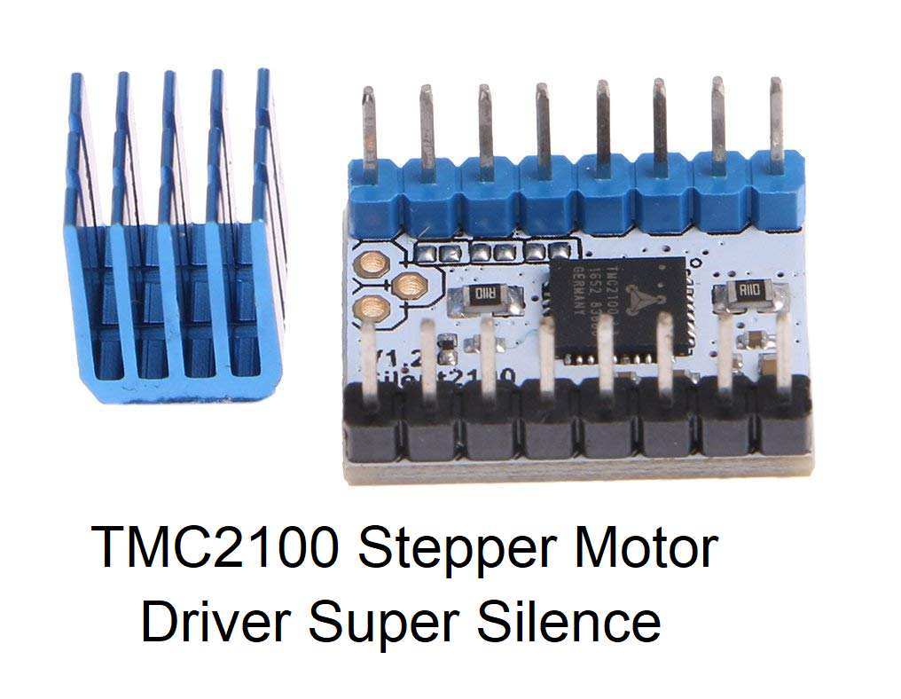 Quick Intro To Motor Drivers Jungletronics Medium Experiments With Tlc5940 And Arduino Build Circuit Mks Lv8729 Stepper Driver 4 Layer Substrate Ultra Quiet