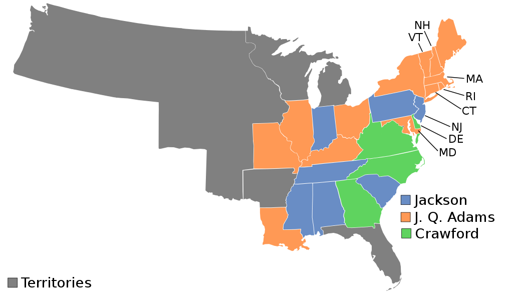 1822 and 1823 United States House of Representatives elections