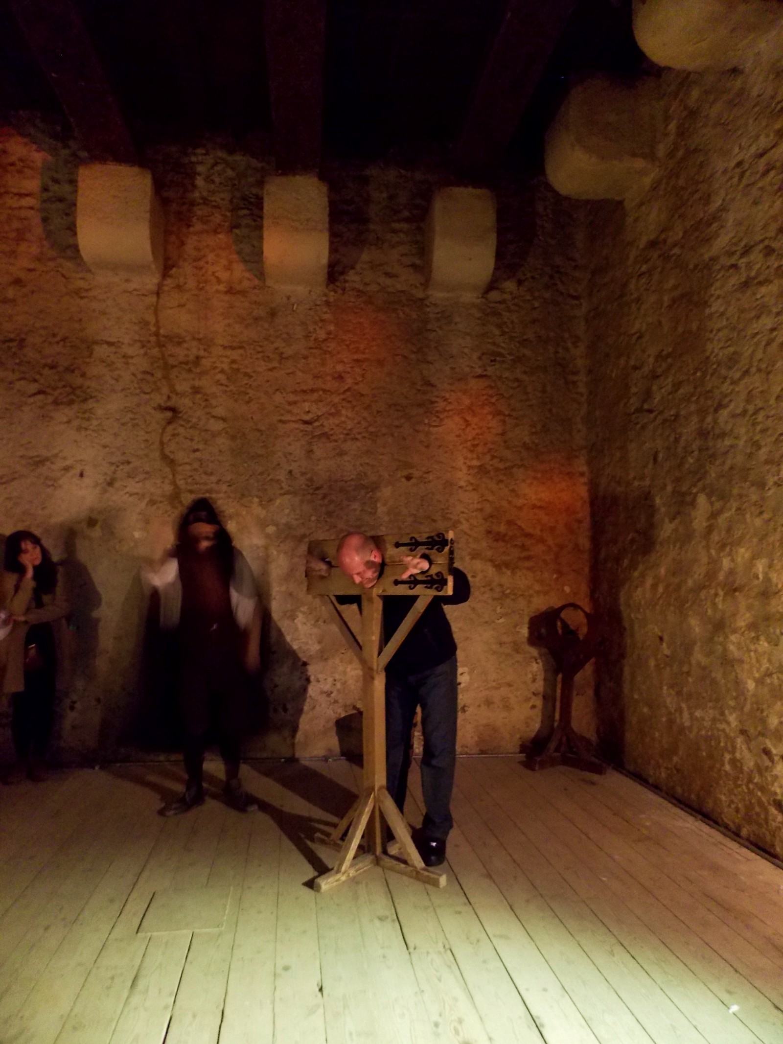The Shivers Of Oxford Castle
