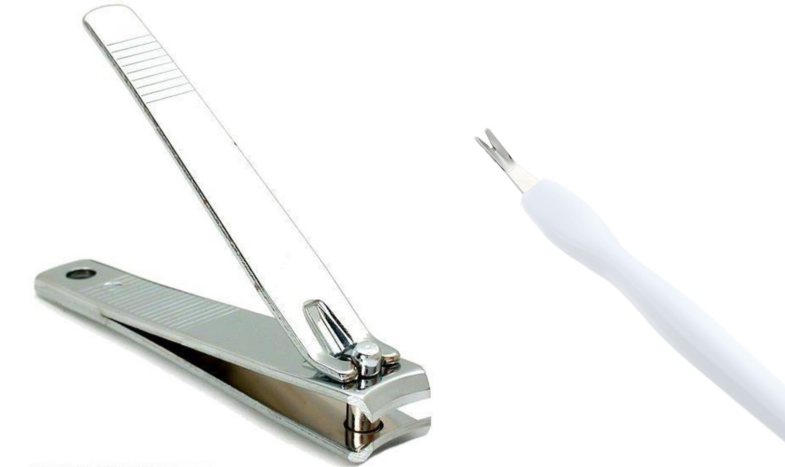 Nail Clipper With Built-in Cuticle Trimmer — (Idea 71 of 365)