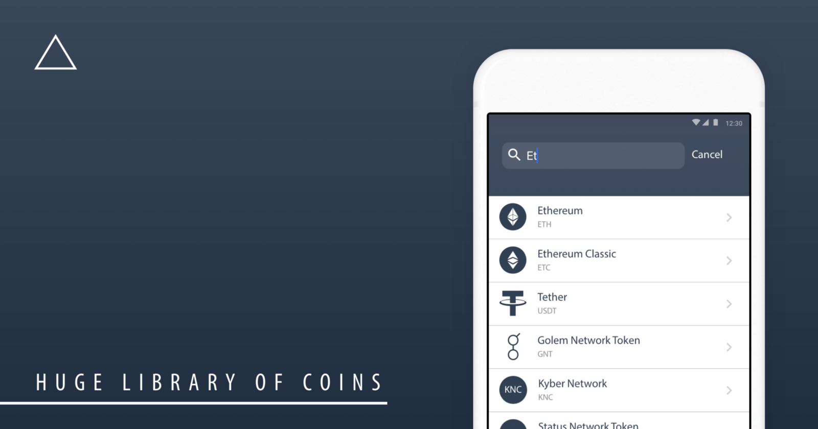 cryptocurrency value app