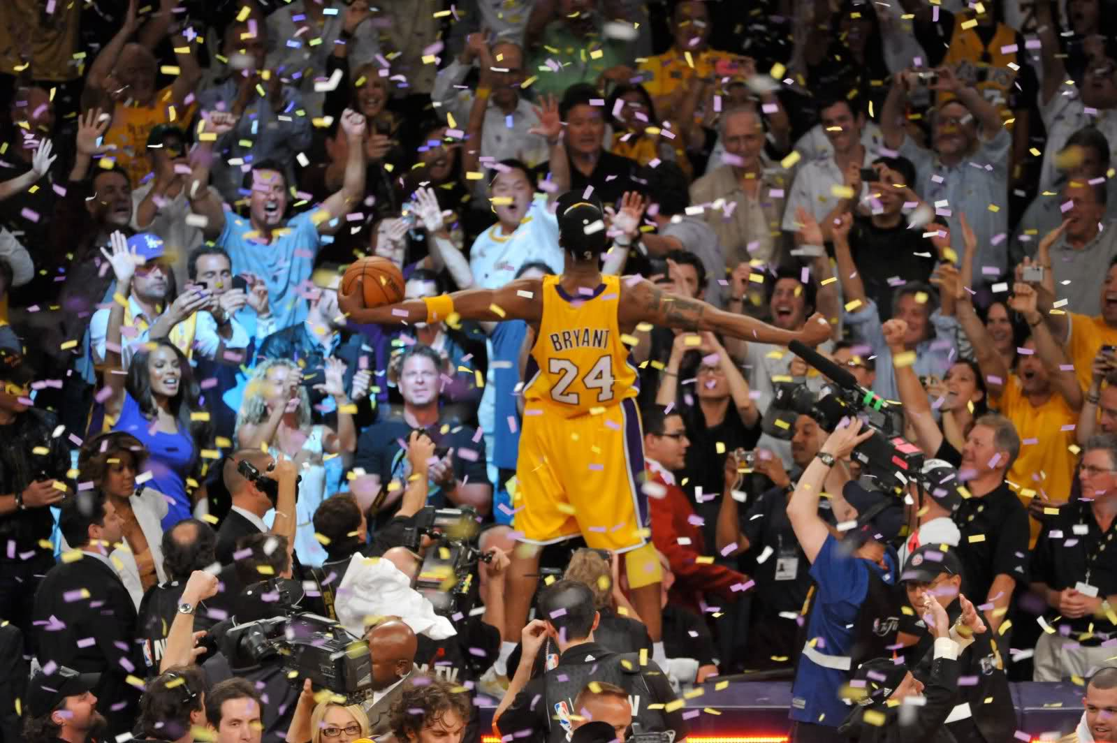 """brand new a48aa a12af Kobe """"The Black Mamba"""" Bryant. Today he is a global icon, and whether you  hate him or love him, he is widely coveted as one of the greatest ever to  play the ..."""