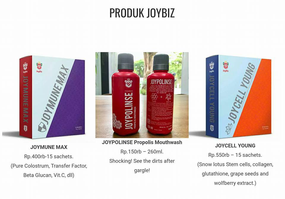 Produk Herbal Awet Muda