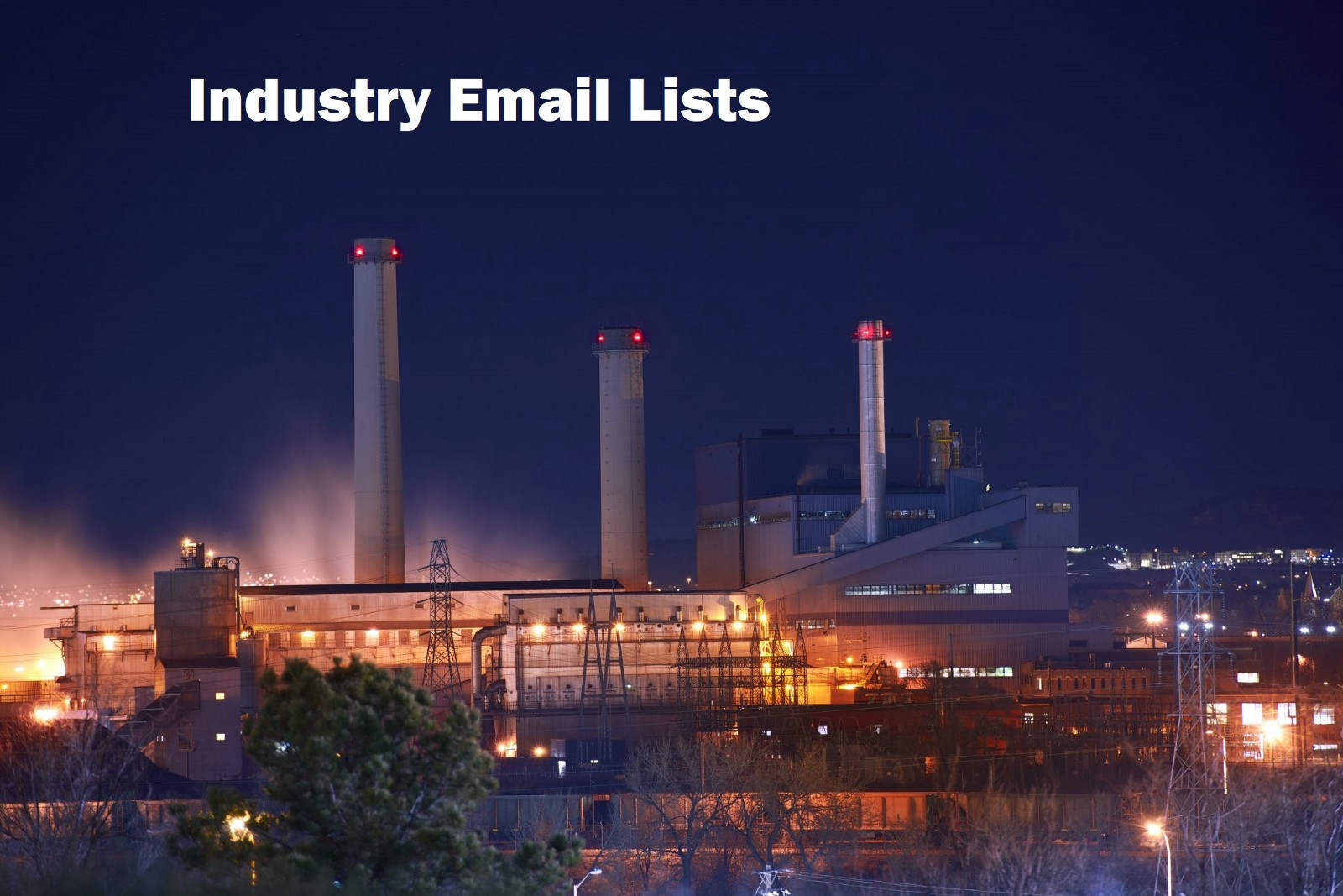 Image result for Industry-Email-List/