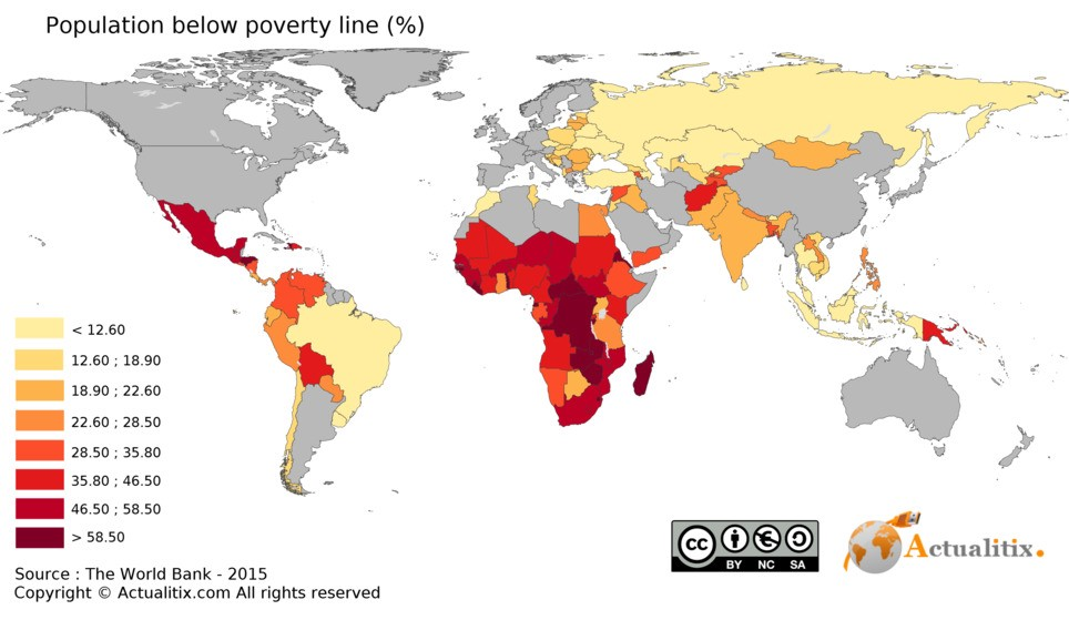 an analysis of poverty and downfall of socioeconomic status in the world The pca analysis also showed that ponnighaus jm, et al (2000) tuberculosis: associations with hiv and socioeconomic status weil d, raviglione m (2011.