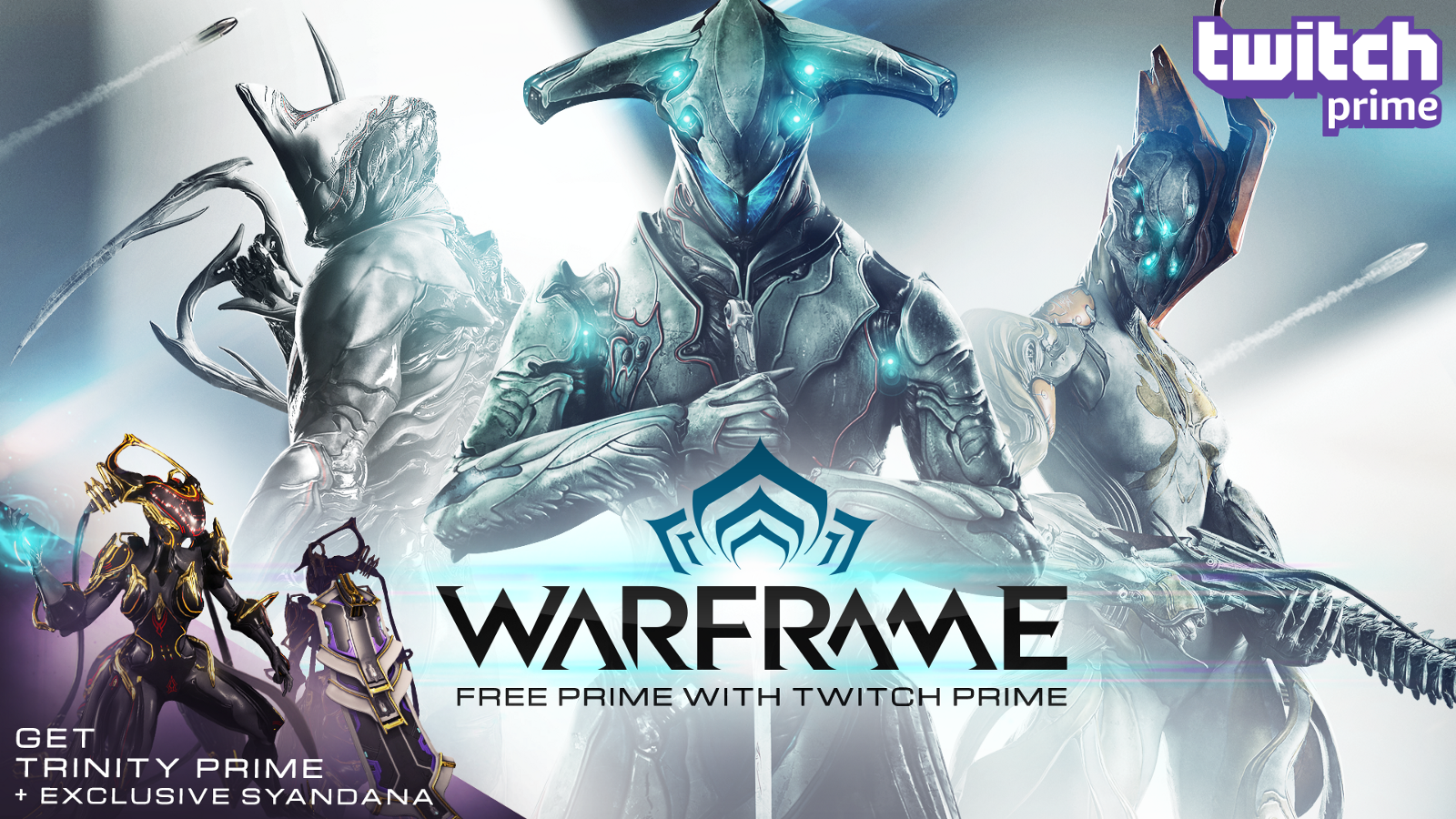 twitch prime members  get trinity prime and exclusive