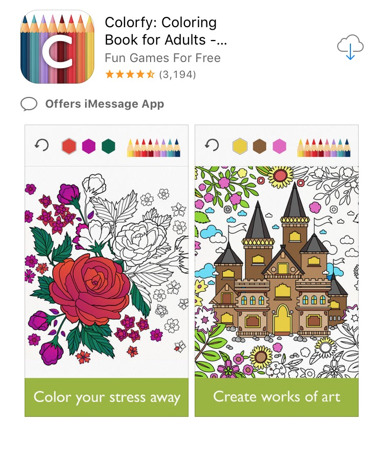 Top 5 coloring apps for adults – Karthika – Medium