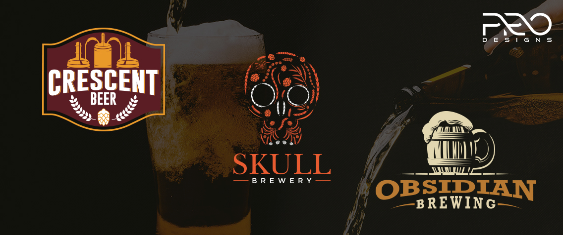 Beer and Brewery Logo Design - cover