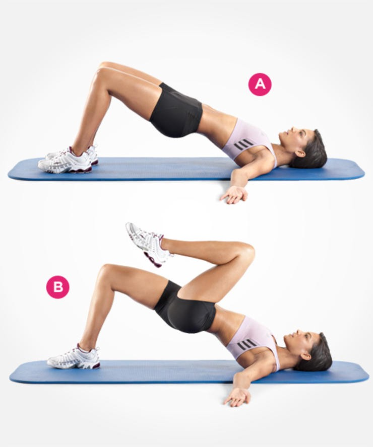 hips and buttocks enlargement exercise