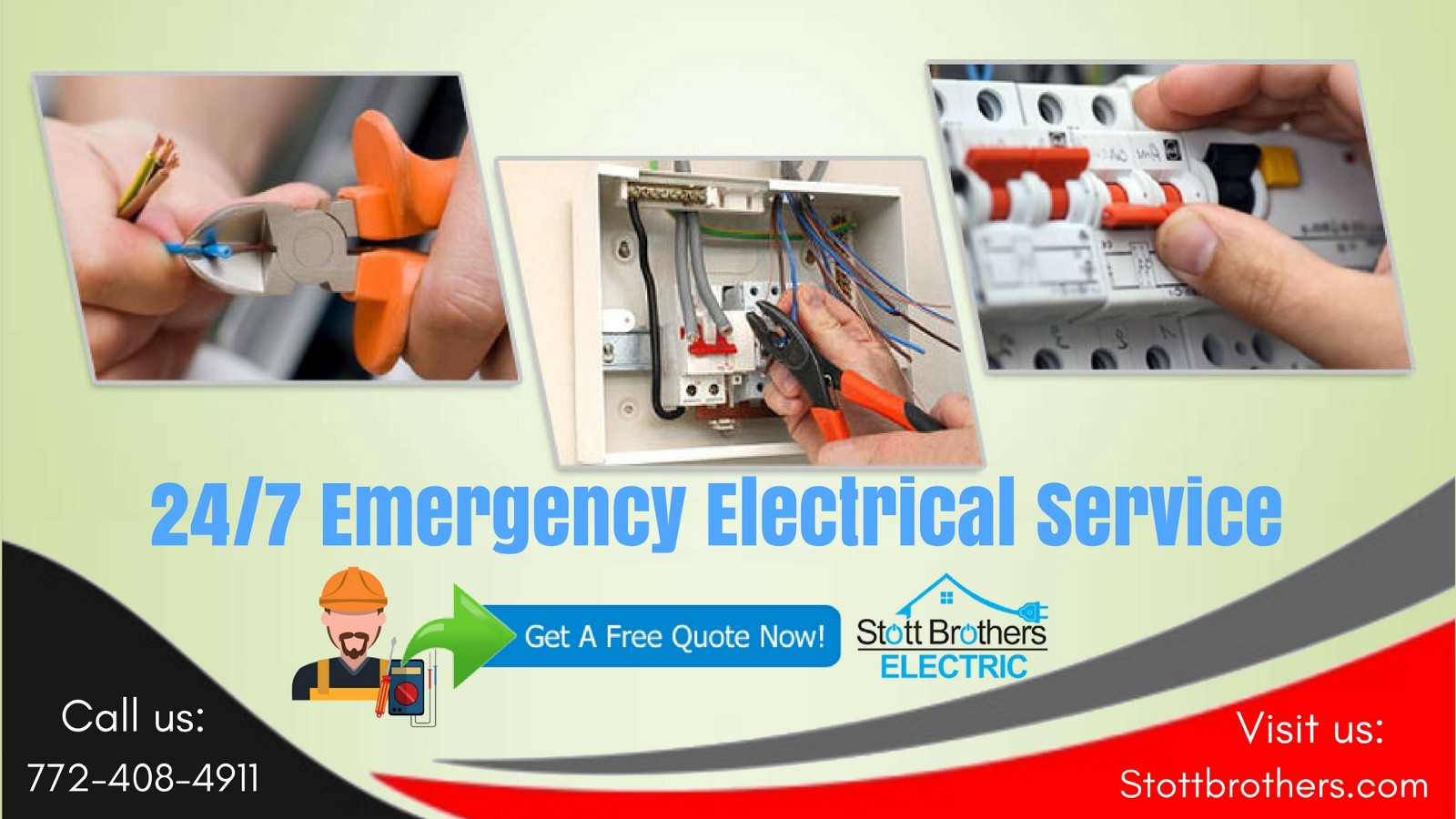 24/7 Emergency Electrical Service – Stott Brothers Electric – Medium